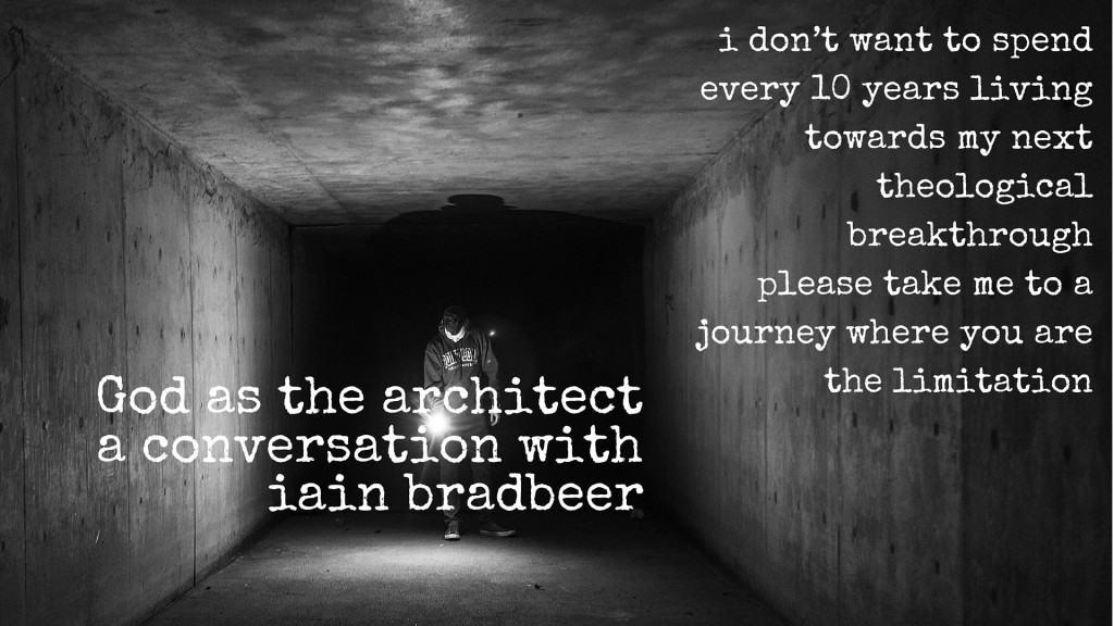Iain Bradbeer