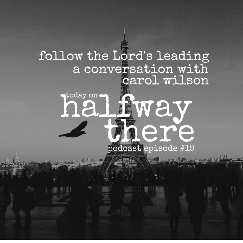 follow the Lord's leading(2)