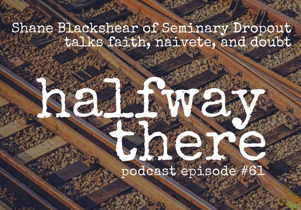 Shane Blackshear of Seminary Dropout Talks Faith, Naivete, and Doubt