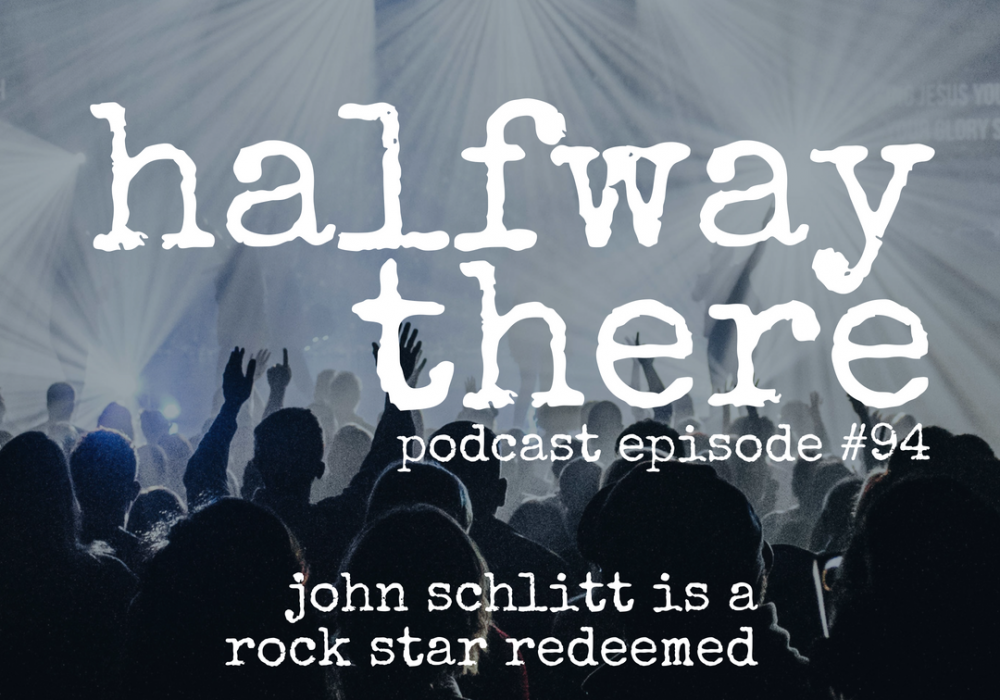 John Schlitt is a Rock Star Redeemed