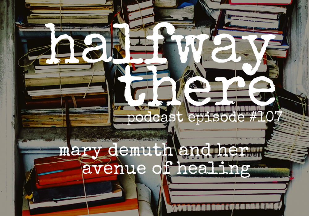 Mary DeMuth and Her Avenue of Healing