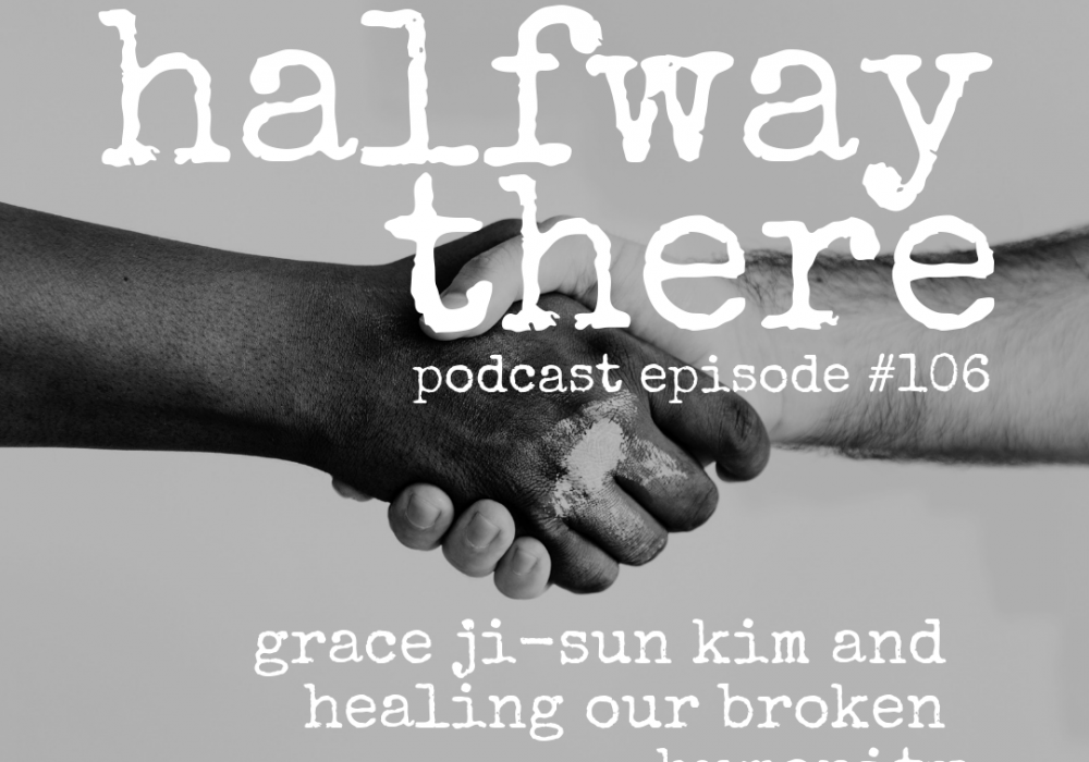 Grace Ji-Sun Kim and Healing Our Broken Humanity