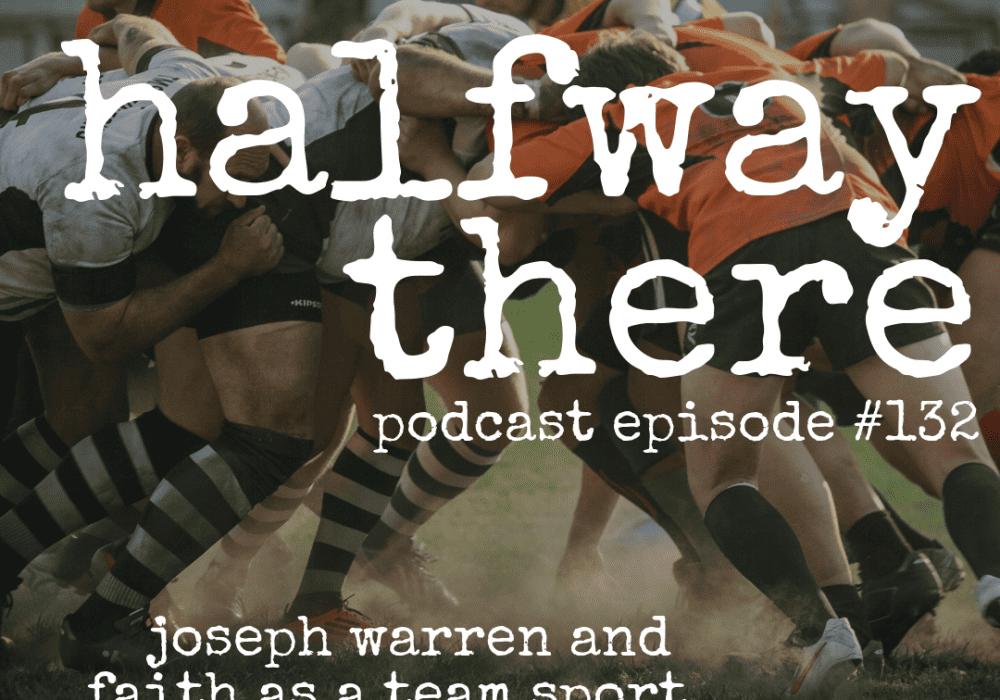 Joseph Warren and Faith as a Team Sport