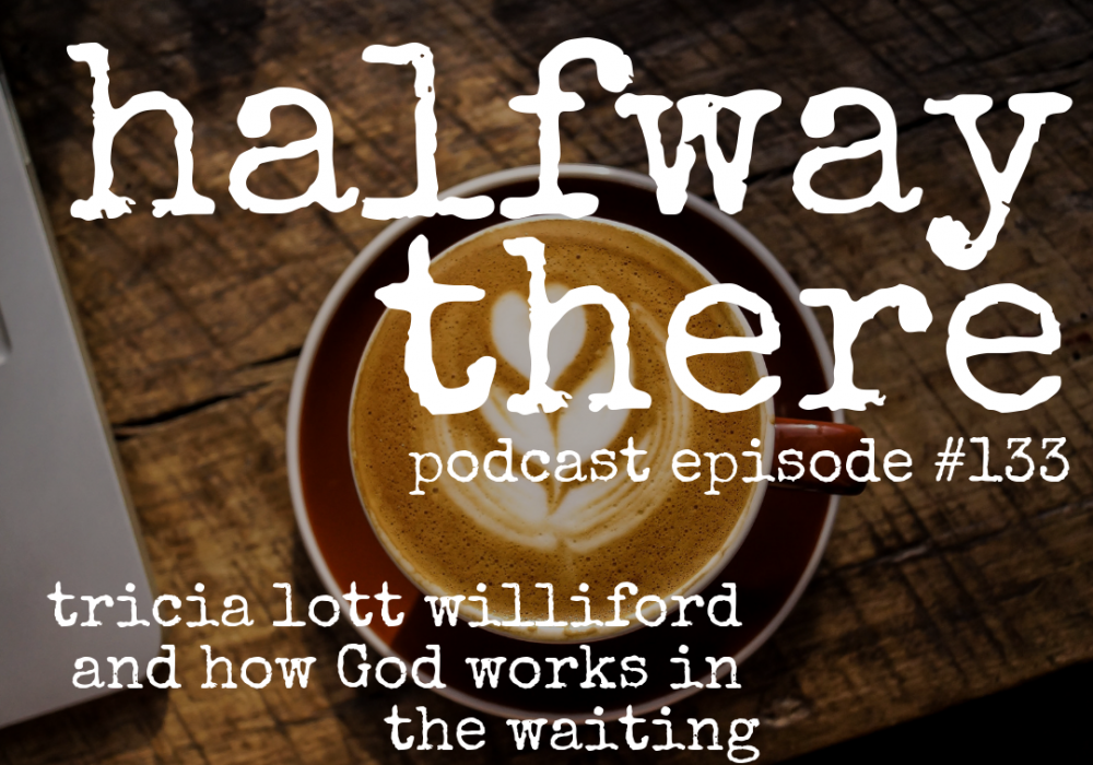 Tricia Lott Williford and How God Works in the Waiting