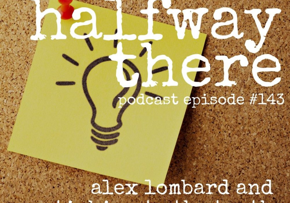 Alex Lombard and Sticking to the Truth