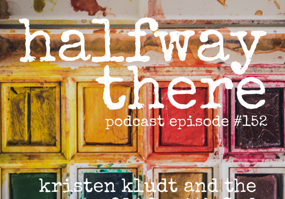 Kristen Kludt and the Art of Life with God