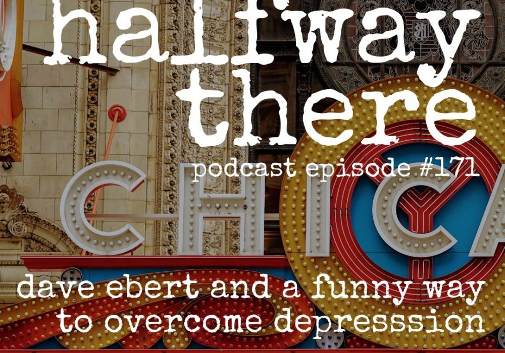 Dave Ebert and A Funny Way to Overcome Depression