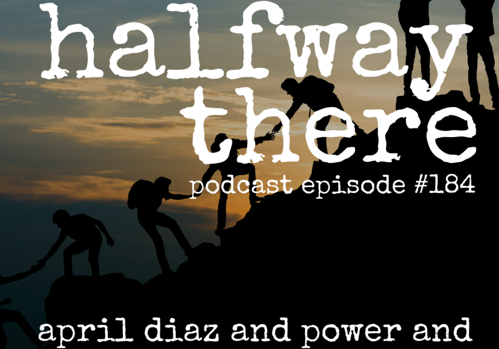 April Diaz and Power and Justice in the Kingdom