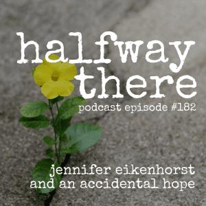 Jennifer Eikenhorst and An Accidental Hope