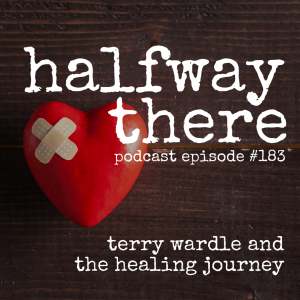 Terry Wardle and the Healing Journey