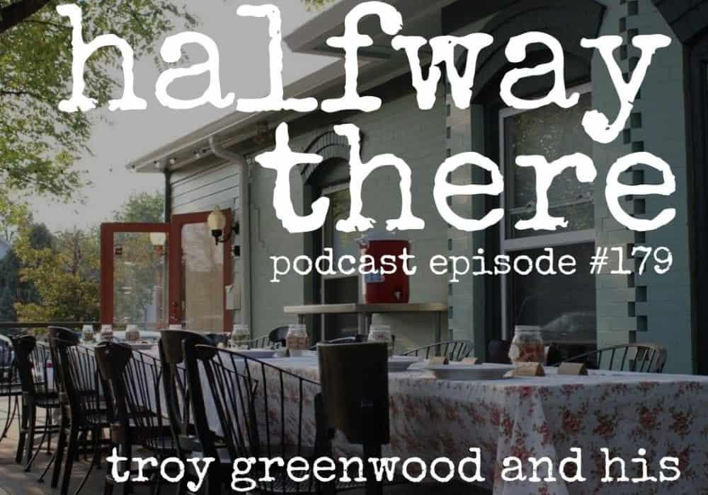 Troy Greenwood and His Mid-Life Awakening