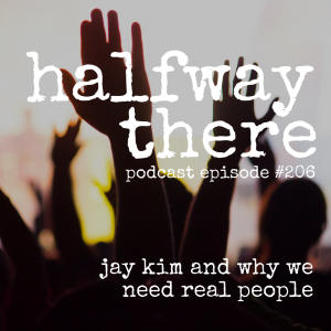 Jay Kim and Why We Need Real People