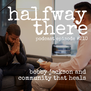 Bobby Jackson and Community that Heals