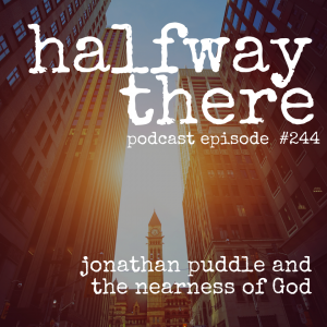 Jonathan Puddle and the Nearness of God