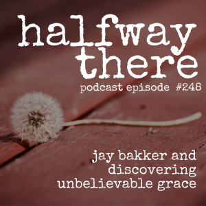 Jay Bakker and Discovering Unbelievable Grace