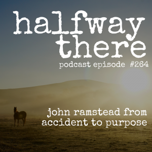 John Ramstead from Accident to Purpose